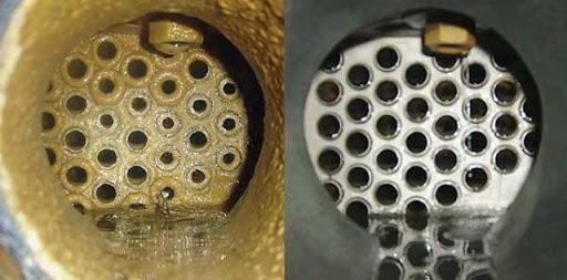 Как почистить и промыть газовый котел от накипи