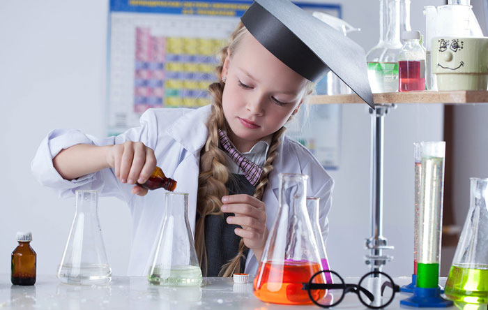 Занимательная химия, опыты для детей