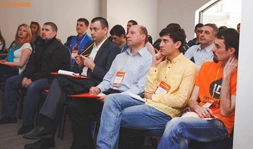 Конференція про підвищення конверсії сайтів та процесів продажів в бізнесі.