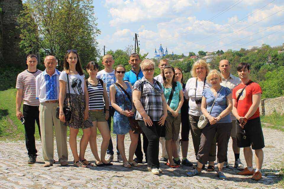 Святкували восьму річницю фірми в Чернівцях та Кам`янець-Подільському!  27-29 травня 2016