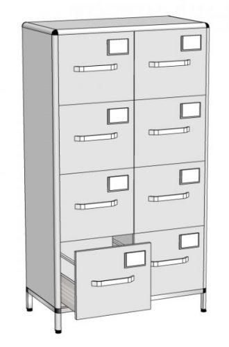 Шкаф для картотеки ШК-5