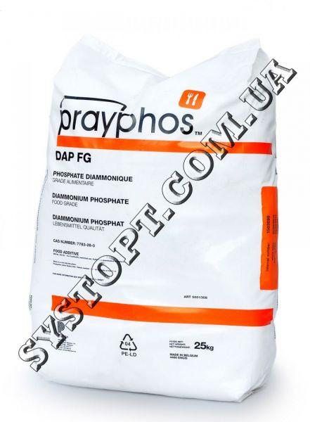 Диаммонийфосфат (аммоний фосфорнокислый двузамещенный) пищевой