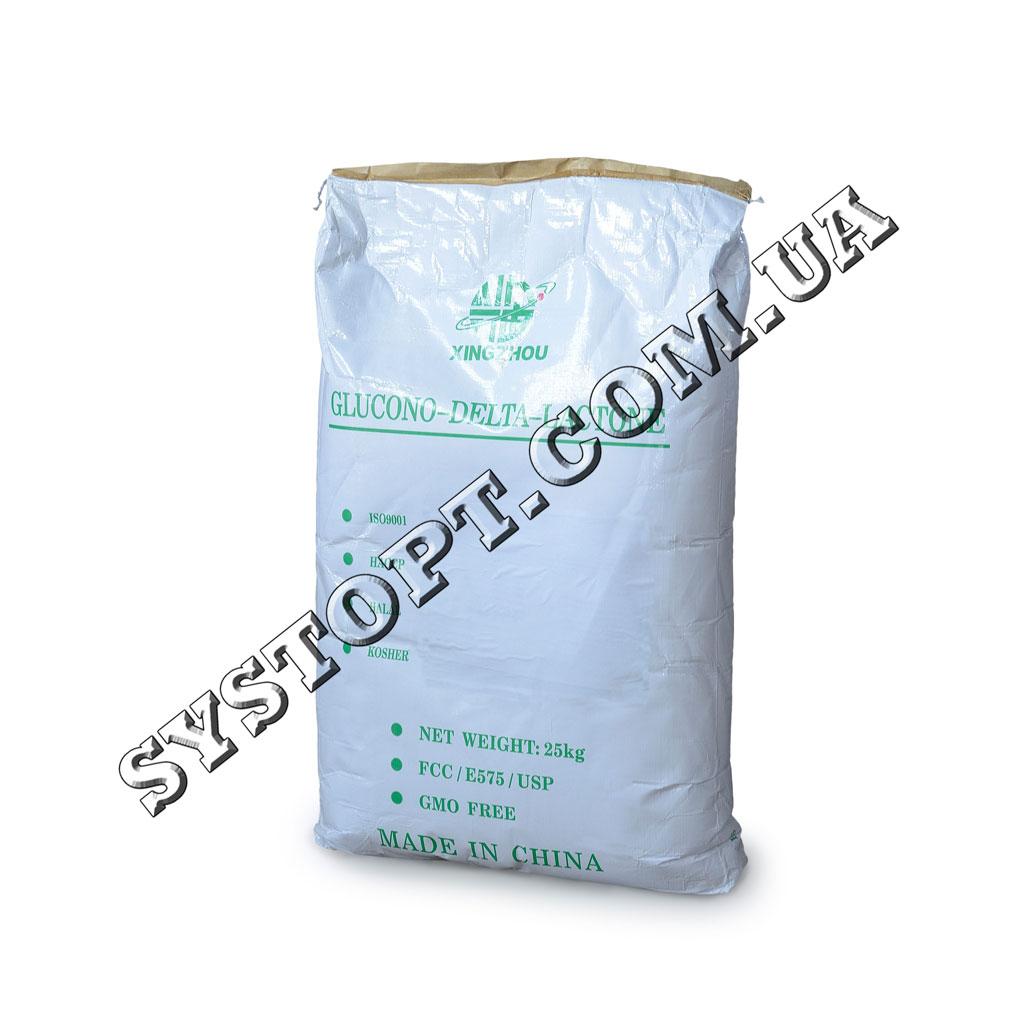 Глюконо-дельта лактон