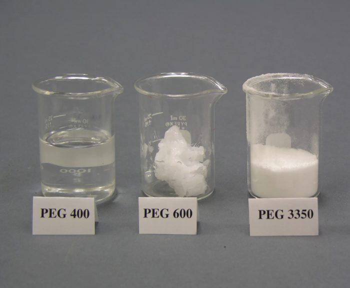 Поліетиленгліколь 400, 1500, 6000 (ПЕГ-400, ПЕГ-1500, ПЕГ-6000)
