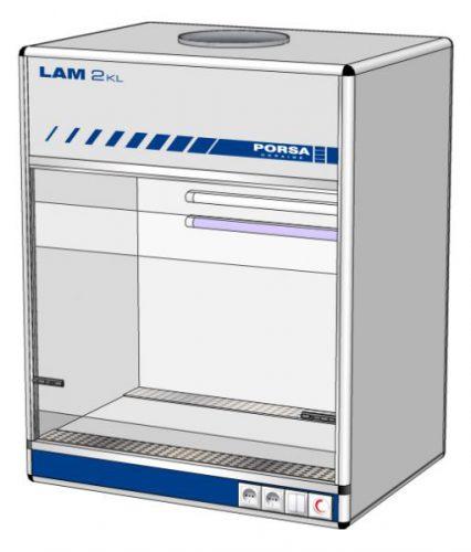 Шкаф ламинарный настольный ШЛн-1.2в 2 класс ББ
