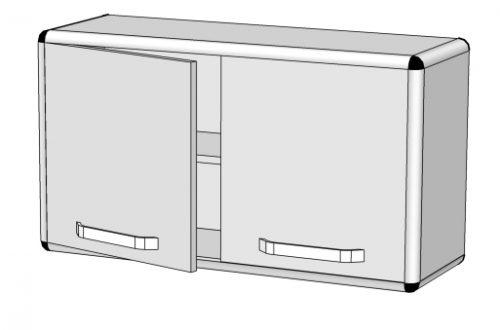 Шкаф навесной ШН-2