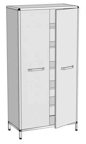 Шкаф универсальный ШУ-4