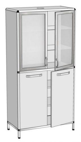 Шкаф для хранения реактивов ШЗР-2