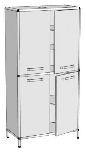 Шкаф для хранения реактивов ШЗР-3