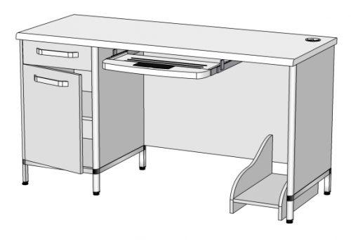 Стіл комп'ютерний СК-1