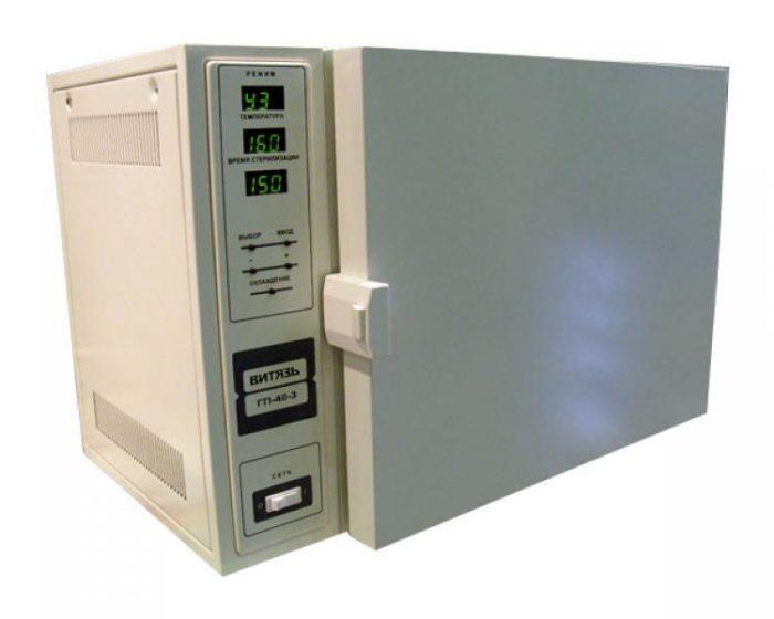 Стерилізатор ГП-40