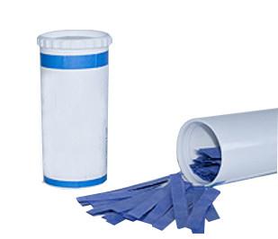 Бумага индикаторная лакмусовая синяя