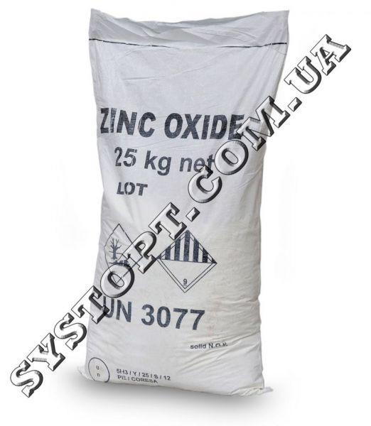 Оксид цинку (окис цинку)