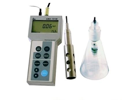 Киснемір (оксиметр) АЖА-101.2М