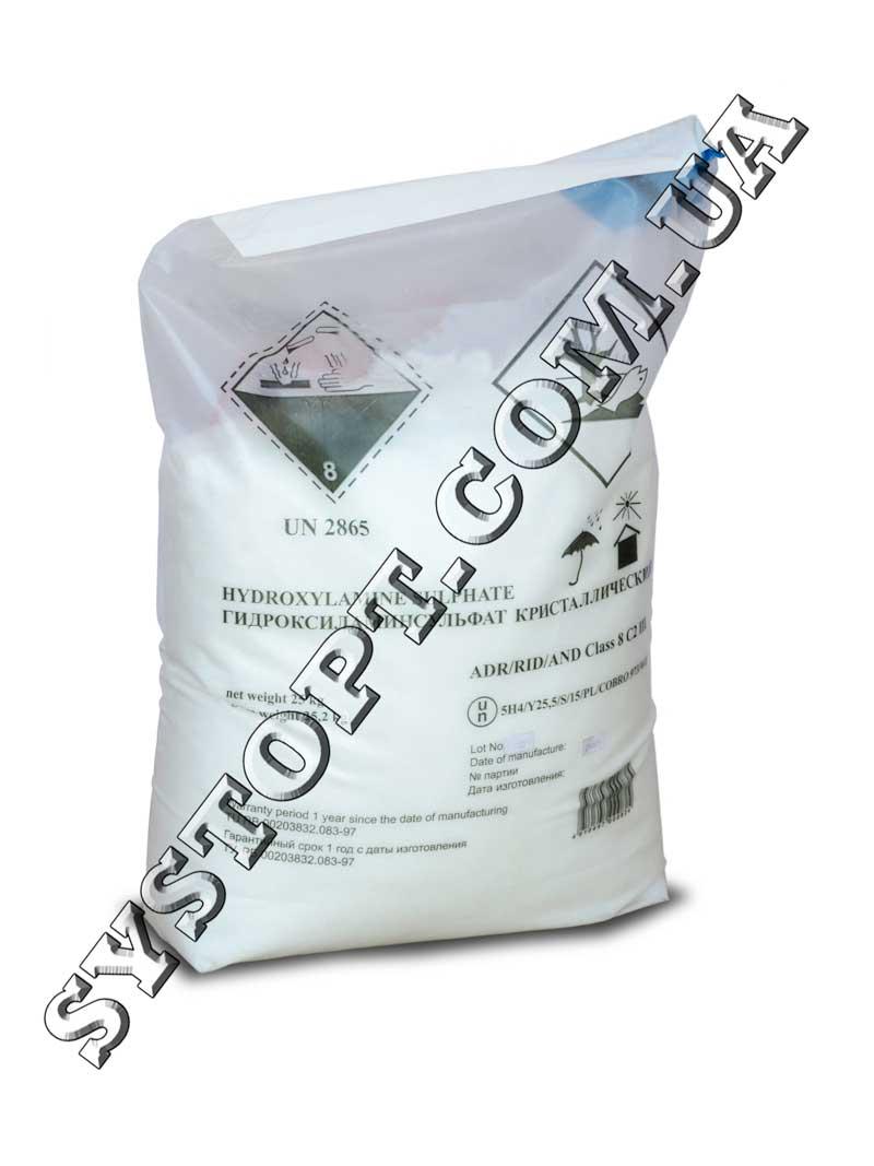 Гидроксиламин сернокислый (гидроксиламин сульфат)