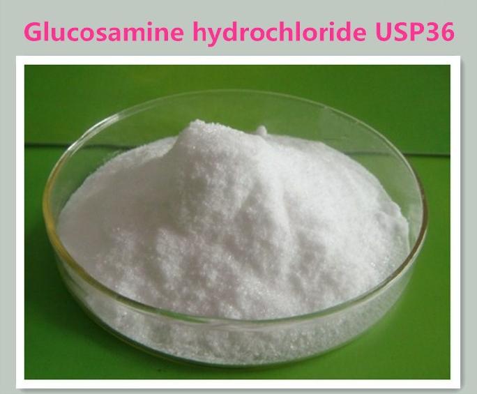 Глюкозаміну гідрохлорид
