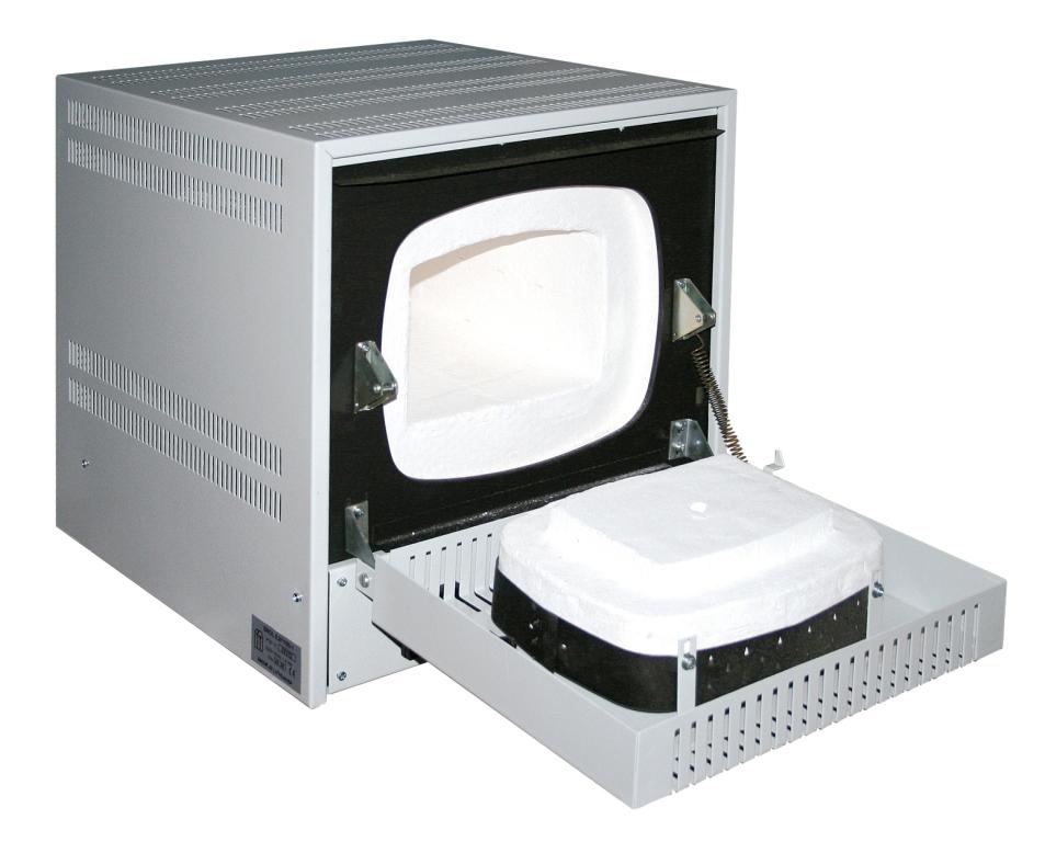Муфельна камерна піч SNOL 8,2/1100