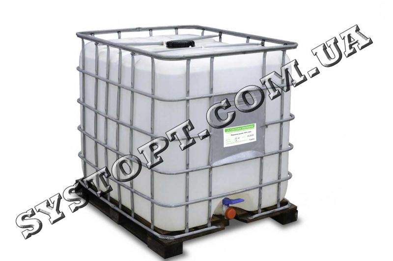 Пероксид водню (перекис водню, пергідроль) 35 %