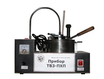 Аппараты ТВО, ТВЗ для контроля качества нефтепродуктов