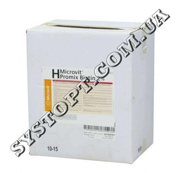 Витамин H (биотин)