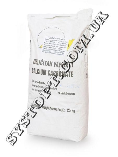 Карбонат кальцію (кальцій вуглекислий)