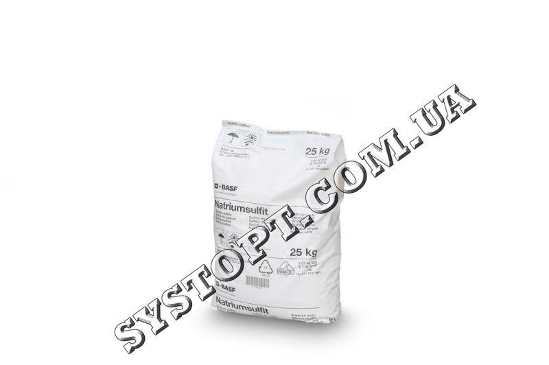 Сульфит натрия (натрий сернистокислый)