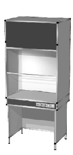 Шкаф ламинарный ШЛ-1.1в 1 класс ББ