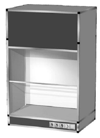 Шкаф ламинарный настольный ШЛн-1в 1 класс ББ