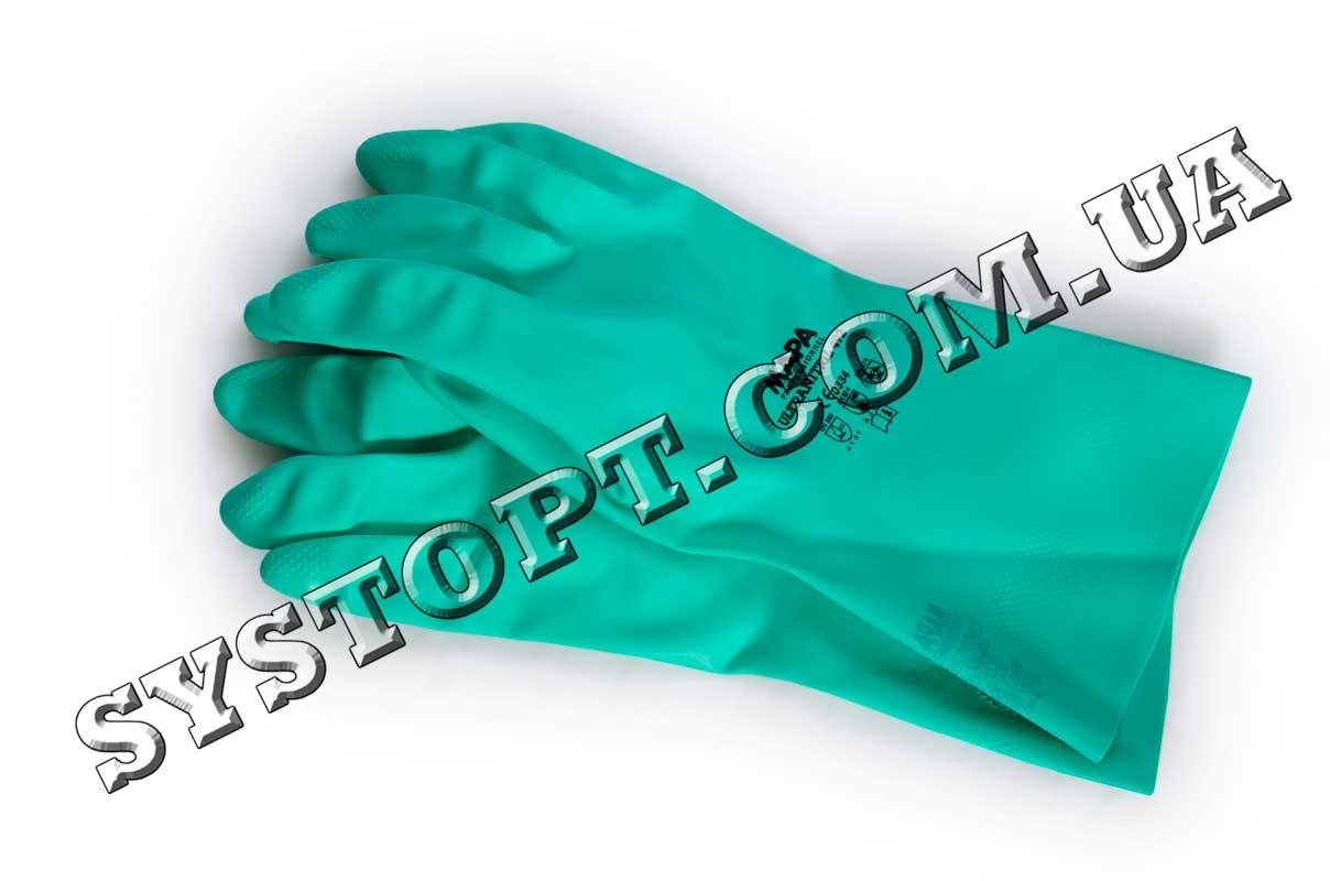 Перчатки Ultranitril