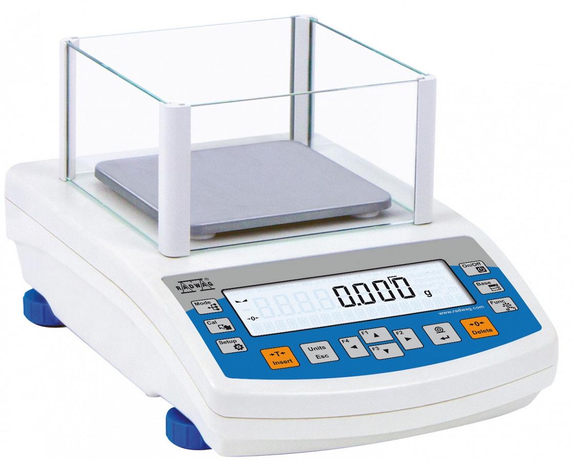 Весы электронные лабораторные RADWAG серии PS.../C/2