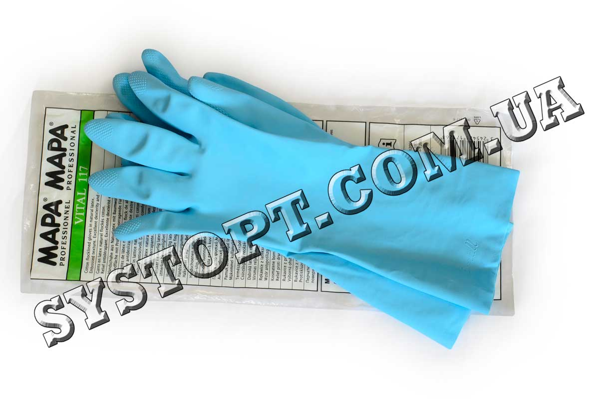 Перчатки Vital 117