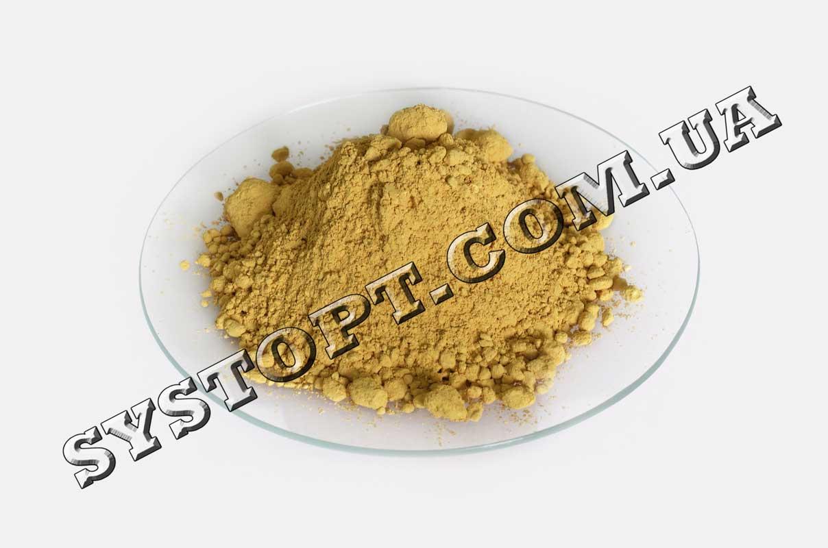 Оксид свинцю (ІІ) (гліт свинцевий)
