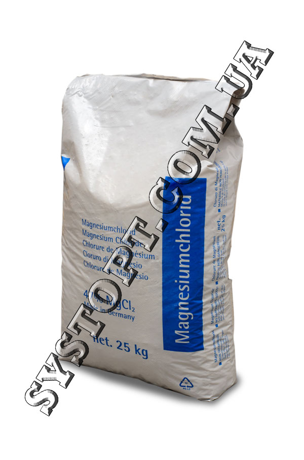 Бішофіт (хлорид магнію, магній хлористий) 6-водний