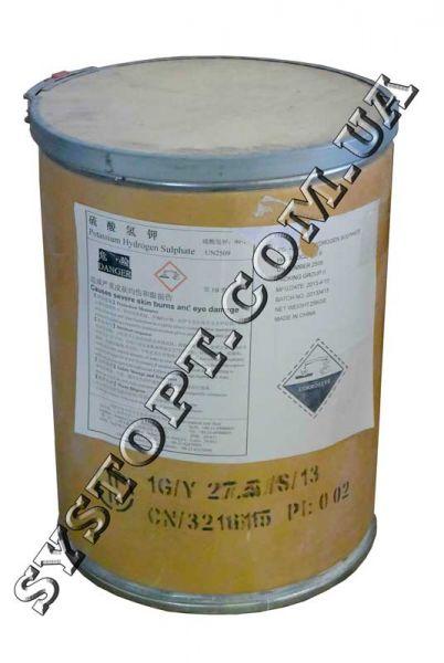 Калий сернокислый кислый (бисульфат калия)