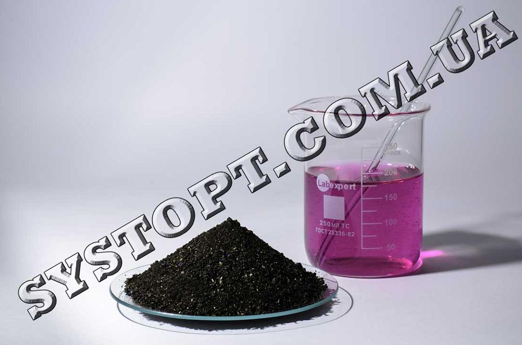 Калій марганцевокислий (перманганат калію)