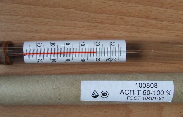 Ареометр АСП-Т