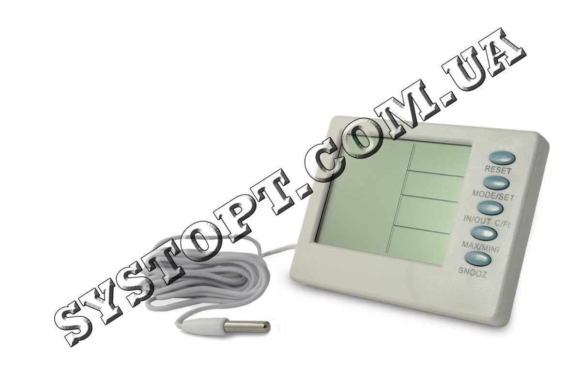 Цифровий термометр-гігрометр Т-04