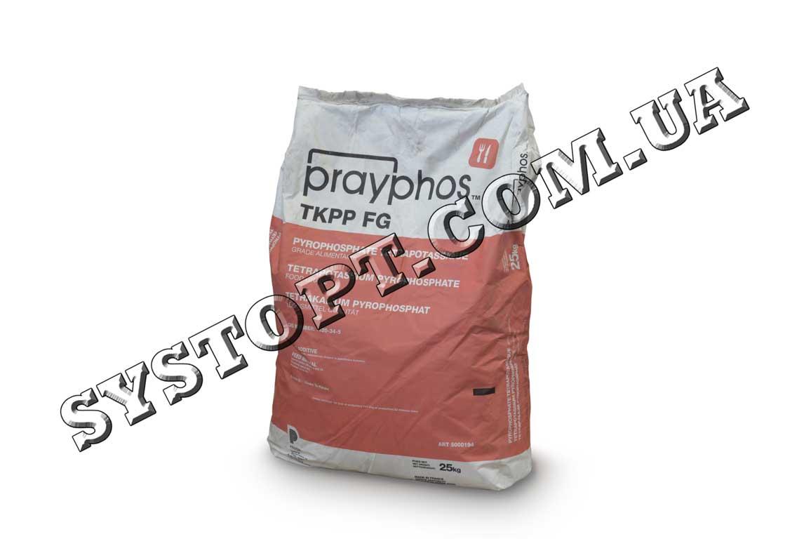 Пірофосфат калію (калій фосфорнокислий піро) чотирьохзаміщений