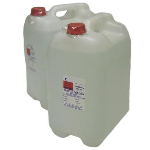 Пероксид водню (перекис водню, пергідроль) 50 %