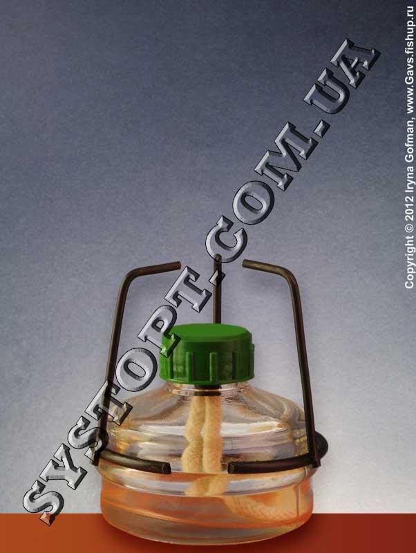 Спиртівка лабораторна скляна СЛ-2