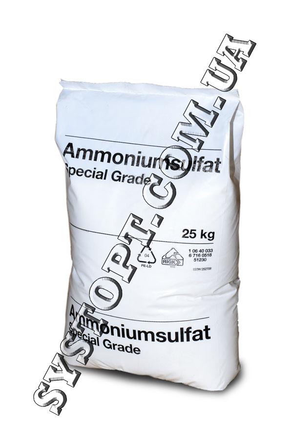 Сульфат аммония (аммоний сернокислый) BASF