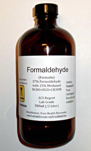 Формалин 37 % стабилизированный