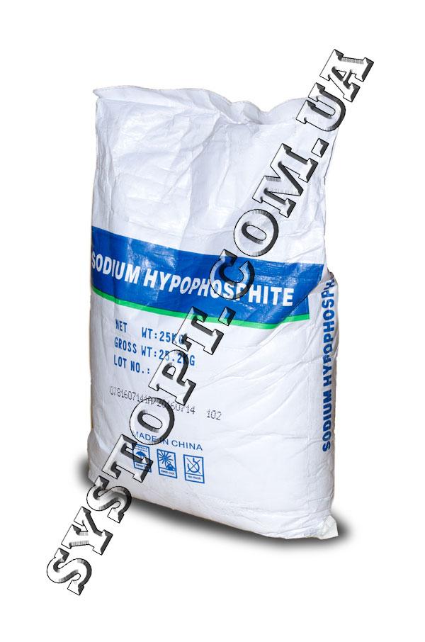 Гіпофосфіт натрію  (натрій фосфорнуватистокислий)