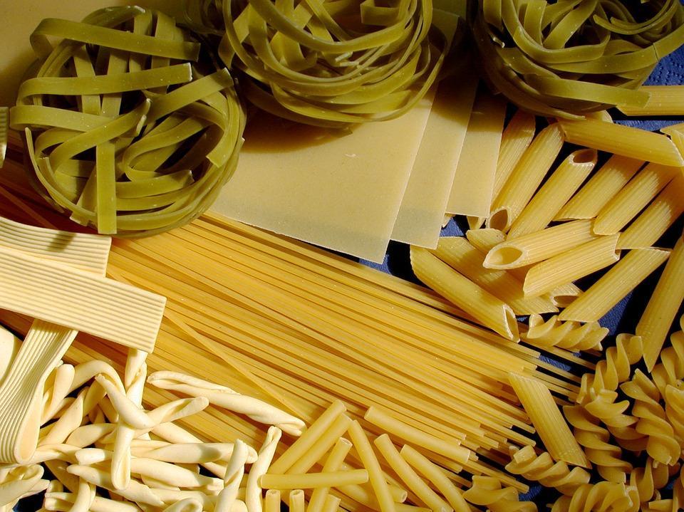 Как делают макароны