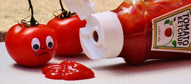 Як роблять кетчуп