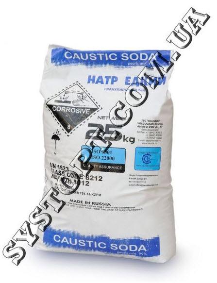 Натрію гідроксид: застосування, властивості