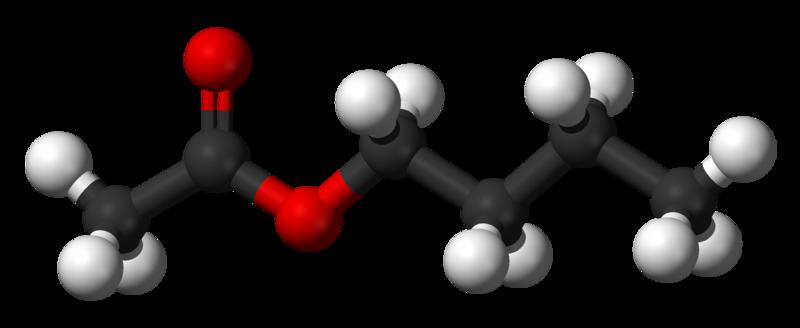 Области применения бутилацетата