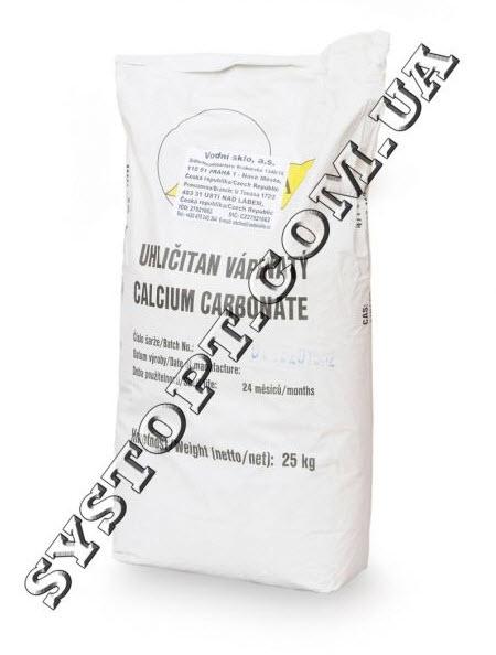 Где используют карбонат кальция?