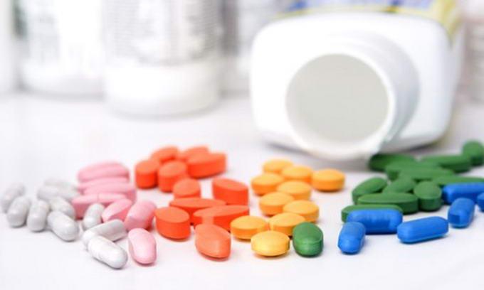 Из чего делают лекарства?