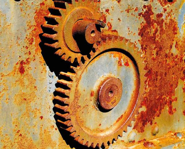 Очистка металу від іржі, способи видалення іржі в домашніх умовах